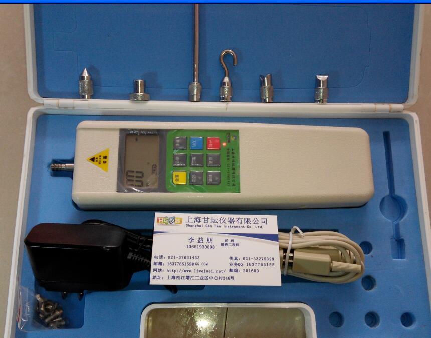 高性能电子式推拉力计FA-200N 传感器承受200%过载
