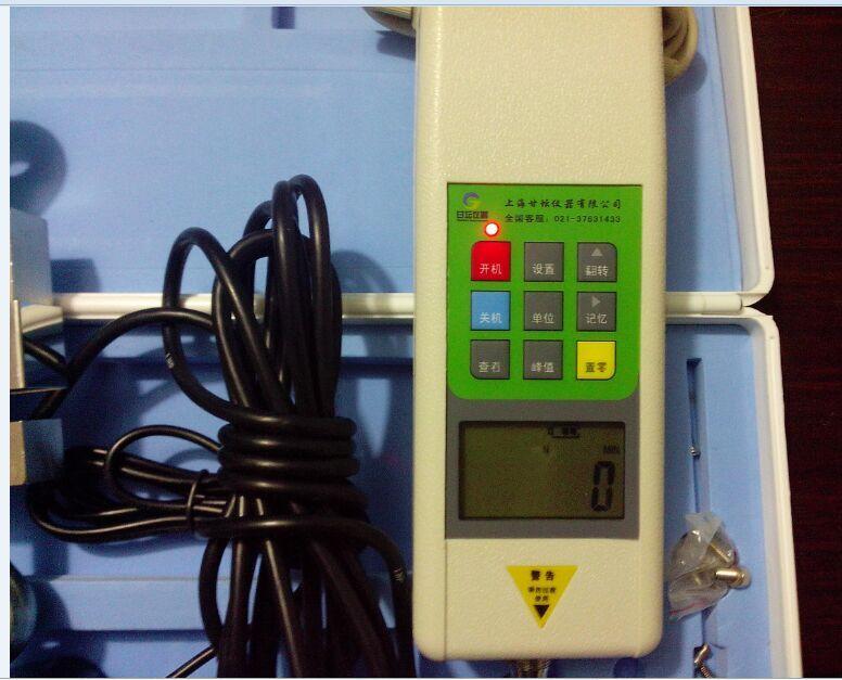 储存数据2吨推拉压式测力计.测鱼网