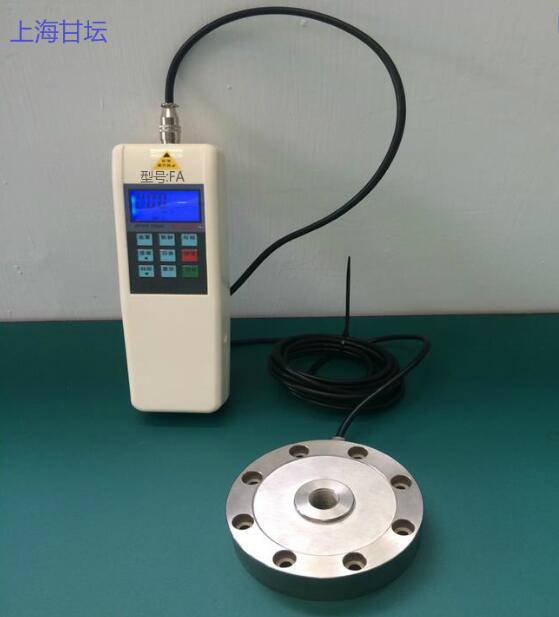高分辨率电子测力计20KN-20t供应-精度0.02 过载提示
